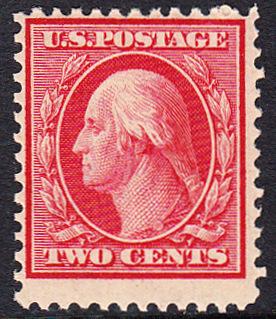 USA Michel 163 / Scott 332 postfrisch EINZELMARKE - George Washington