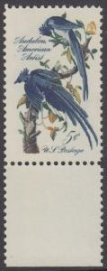USA Michel 854 / Scott 1241 postfrisch EINZELMARKE RAND unten (a2) - John James Audubon; Zeichner und Ornithologe