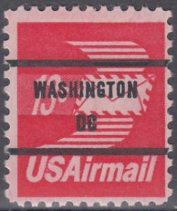USA Michel 1125A / Scott C079 postfrisch -Vorausentwertung- Luftpost-EINZELMARKE - Luftpostbrief