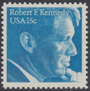 USA Michel 1371 / Scott 1770 EINZELMARKE - Robert Francis Kennedy, Politiker