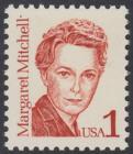 USA Michel 1840 / Scott 2168 postfrisch EINZELMARKE - Amerikanische Persönlichkeiten: Margaret Mitchell (1900-1949), Schriftstellerin