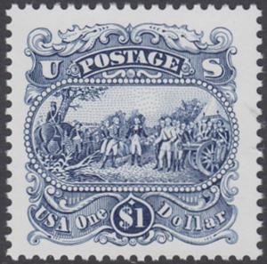 USA Michel 2455 / Scott 2590 postfrisch EINZELMARKE - Die Kapitulation von General Burgoyne bei Saratoga