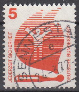 hc000.092 - Bund Mi.Nr. 694A o, Stempel Sennestadt