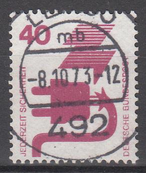 hc000.103 - Bund Mi.Nr. 699A o, Stempel Lemgo