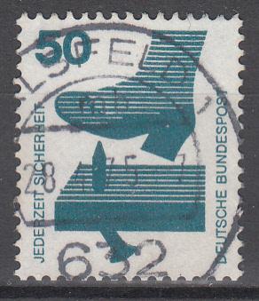 hc000.107 - Bund Mi.Nr. 700A, Stempel Alsfeld