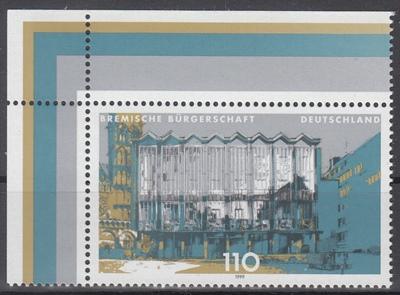 hc000.264 - Bund Mi.Nr. 2040 ** Eckrand oben Links