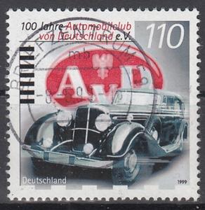 hc000.266 - Bund Mi.Nr. 2043 o, Vollstempel Briefzentrum 59
