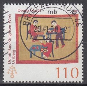 hc000.268 - Bund Mi.Nr. 2065 o, Vollstempel Briefzentrum 46