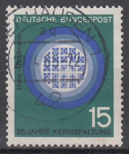 hc000.286 - Bund Mi.Nr. 441 o, Stempel Oberhausen