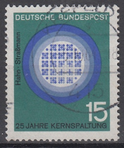 hc000.287 - Bund Mi.Nr. 441 o, Stempel Krefeld