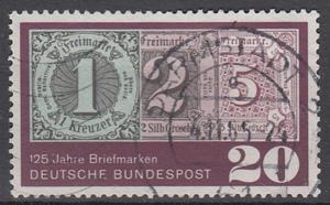 hc000.288 - Bund Mi.Nr. 482 o, Vollstempel Darmstadt