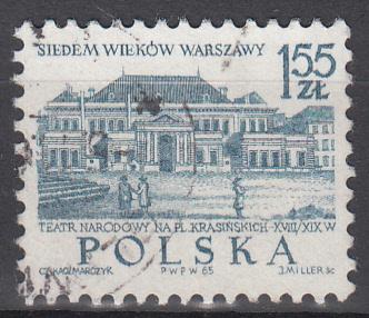 hc000.401 - Polen Mi.Nr. 1603 o