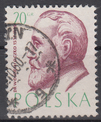 hc000.407 - Polen Mi.Nr. 1009 o