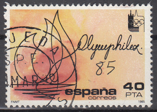 hc000.420 - Spanien Mi.Nr. 2666 o
