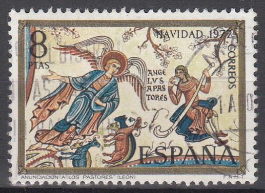 hc000.424 - Spanien Mi.Nr. 2011 o