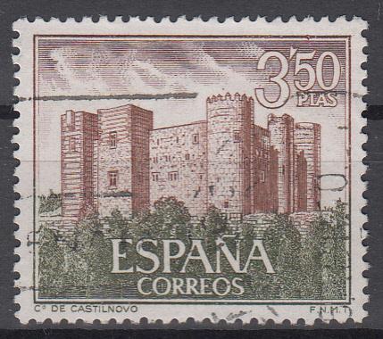 hc000.425 - Spanien Mi.Nr. 1819 o