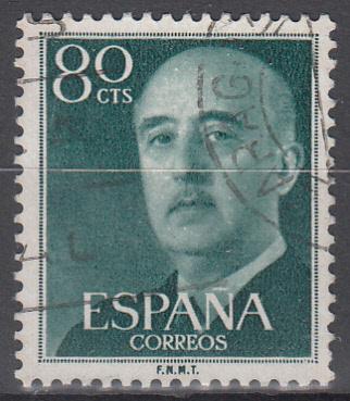 hc000.426 - Spanien Mi.Nr. 1049 o