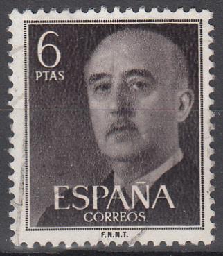 hc000.427 - Spanien Mi.Nr. 1054 o