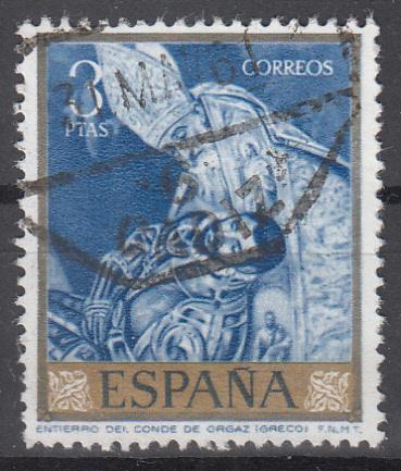 hc000.430 - Spanien Mi.Nr. 1232 o