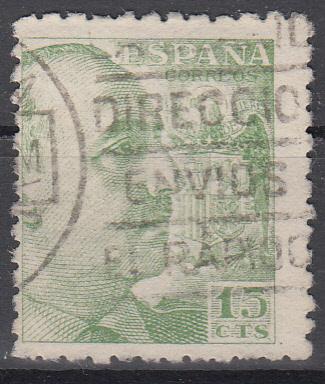 hc000.434 - Spanien Mi.Nr. 843A o