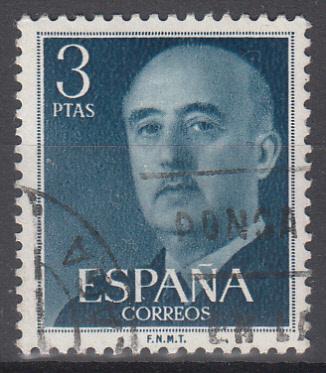 hc000.435 - Spanien Mi.Nr. 1052 o