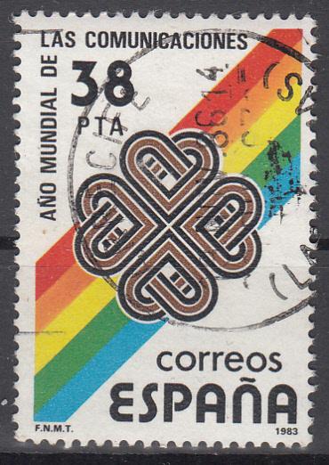 hc000.438 - Spanien Mi.Nr. 2591 o