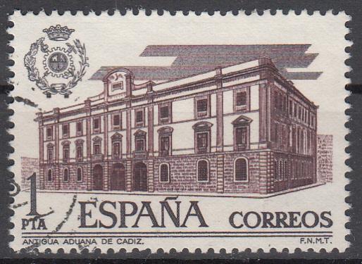 hc000.442 - Spanien Mi.Nr. 2219 o