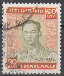 hc000.449 - Thailand Mi.Nr. 654 o