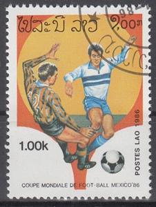 hc000.467 - Laos Mi.Nr. 883 o