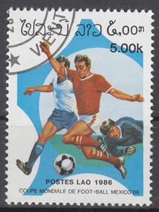 hc000.469 - Laos Mi.Nr. 887 o