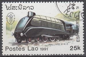 hc000.475 - Laos Mi.Nr. 1270 o
