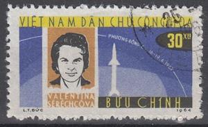 hc000.488 - Vietnam Nord Mi.Nr. 300 o
