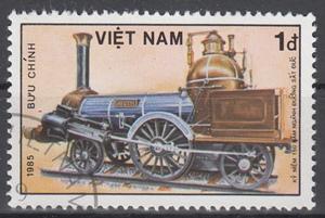 hc000.501 - Vietnam Mi.Nr. 1608 o