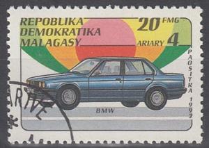 hc000.538 - Madagaskar Mi.Nr. 1404 o