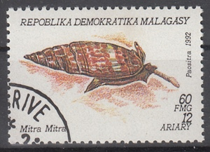 hc000.545 - Madagaskar Mi.Nr. 1417 o