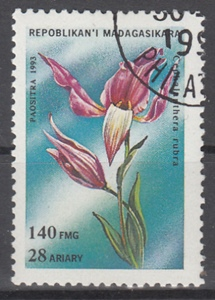 hc000.555 - Madagaskar Mi.Nr. 1573 o