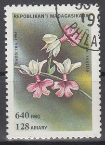 hc000.557 - Madagaskar Mi.Nr. 1575 o