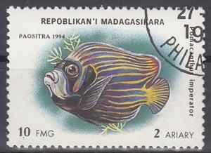 hc000.558 - Madagaskar Mi.Nr. 1717 o