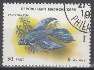 hc000.559 - Madagaskar Mi.Nr. 1718 o
