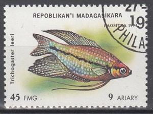 hc000.560 - Madagaskar Mi.Nr. 1719 o