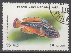 hc000.561 - Madagaskar Mi.Nr. 1720 o