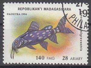 hc000.562 - Madagaskar Mi.Nr. 1721 o