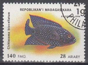 hc000.563 - Madagaskar Mi.Nr. 1722 o
