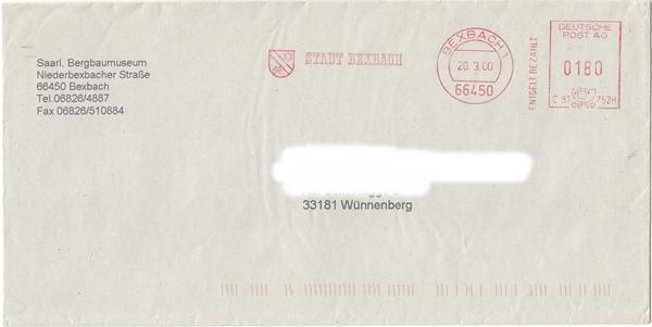 br000.037 - Deutschland AFS C81752H, Bexbach, Stadt Bexbach