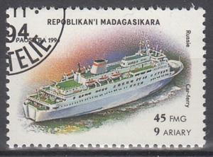 hc000.565 - Madagaskar Mi.Nr. 1752 o