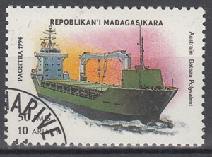 hc000.566 - Madagaskar Mi.Nr. 1753 o