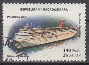hc000.568 - Madagaskar Mi.Nr. 1755 o