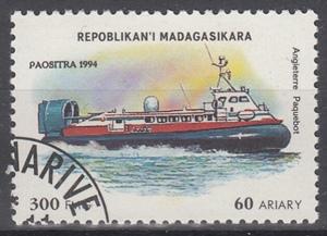 hc000.569 - Madagaskar Mi.Nr. 1756 o