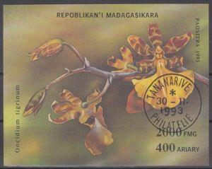 hc000.576 - Madagaskar Mi.Nr. Block 239 o
