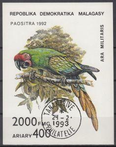 hc000.577 - Madagaskar Mi.Nr. Block 209 o